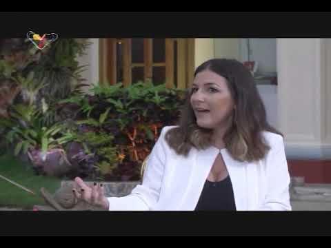 Maduro y Cilia Flores en Anecdotario sobre el Comandante Hugo Chávez