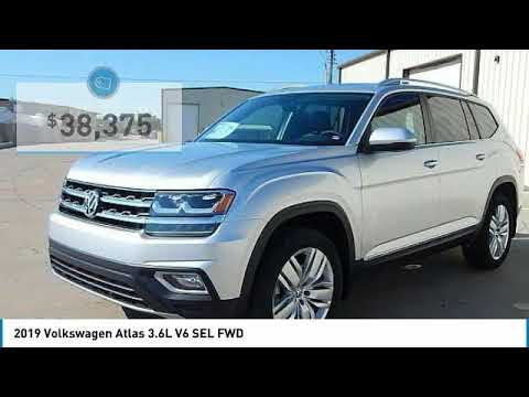 2019 Volkswagen Atlas Edmond Ok, Oklahoma City OK, Norman OK KC554838