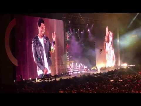 Beyoncé Global Citizen 2018