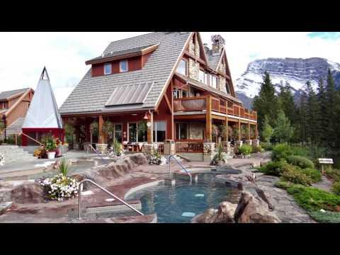 Hidden Ridge Resort in Banff, Alberta, Canada.
