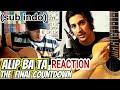 Alip ba ta reaction the final countdown  sub indo