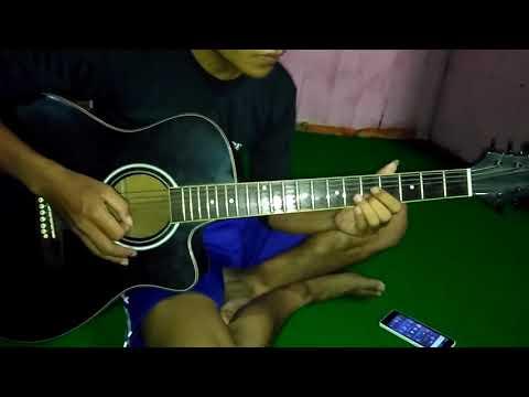Belajar Guitar Tutorial Melodi Rakuat Mbok By Isokukimoto