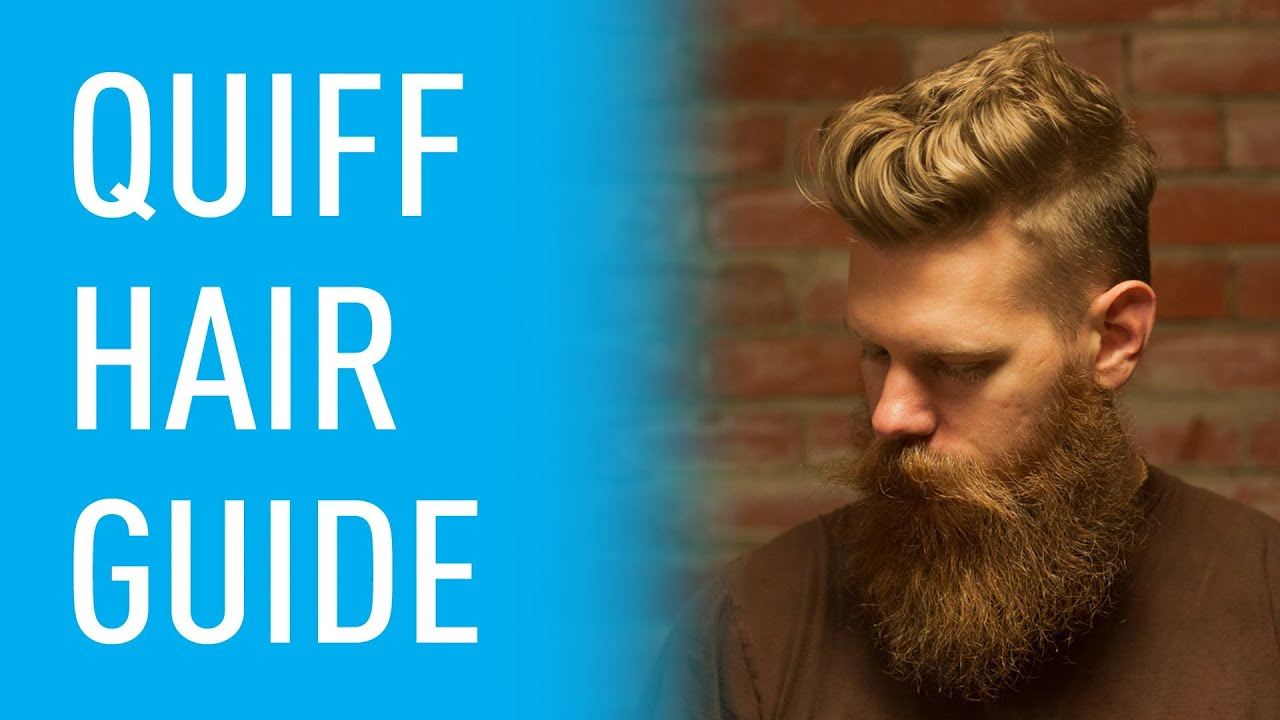 How To Style The Quiff Pompadour Undercut Haircut