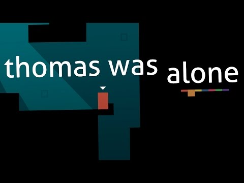 Thomas Was Alone - iPhone Trailer