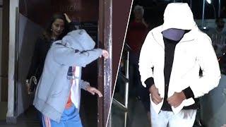 Bollywood celebs funny ways of hiding from media | Funny Videos