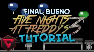 FINAL BUENO DE FIVE NIGHTS AT FREDDY