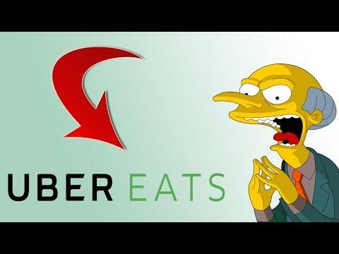 APRÈS JUST EAT JE M'ATTAQUE À UBER EATS !
