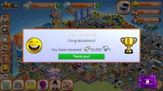 Redeem Giftcodes to get Free Diamonds in Village City - Island Sim screenshot 2