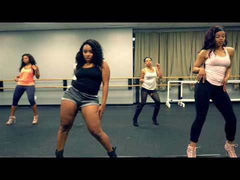 Divine Purpose Dance - Can You Handle It (Choreography By Porscha Rector)