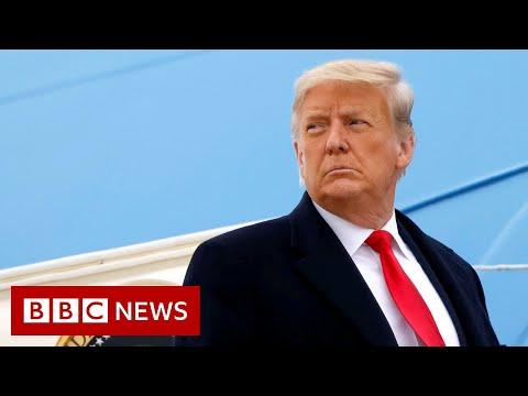Trump impeachment trial to start next week – BBC News