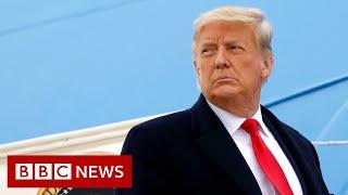 Trump impeachment trial to start next week - BBC News