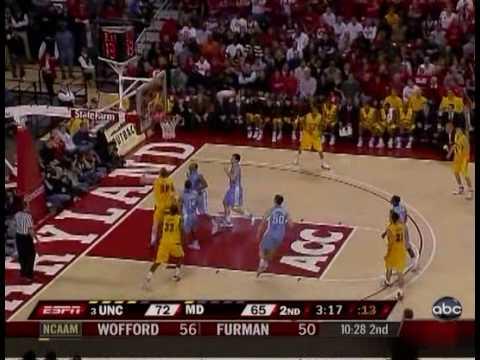 Feb. 21 - North Carolina v. Maryland - 1 of 2 - Last 6 Minutes