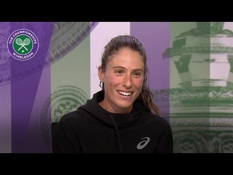 Johanna Konta Wimbledon 2017 quarter-final press conference