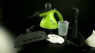 Қолмен пароочиститель Kitfort КТ-906