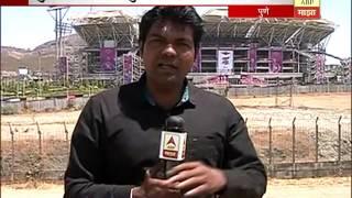 Pune : Report on gahunje stadium liquor sell