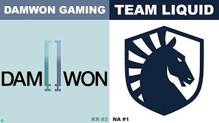 DWG vs TL - Worlds 2019 Group Stage Day 1 - DAMWON Gaming vs Team Liquid