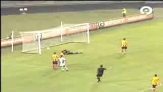 Gol Manuel Fernandes - Lecce 0 - 2 Valencia (Pretemporada 2010/11)