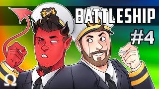 RASTGELE FİLOLARI, ŞANS İÇİN DUA! | #4 (Yeni Kural Kümesi) Ft Battleship. Cartoonz