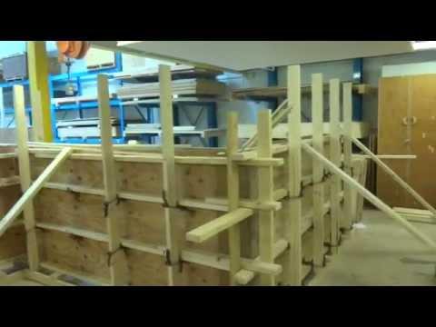 4 Methods of building concrete formwork