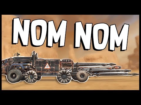 Crossout - NEW itemS COMING! ONE HIT KNOCKOUT! Explosive Lance Destruction! - Crossout Gameplay