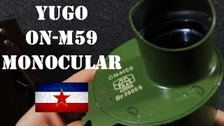 "Yugoslavian ON-M59 ""Monocular"""