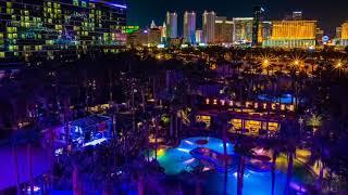 Psycho Las Vegas 2018, An evening by the pool, Timelapse by Dante Torrieri