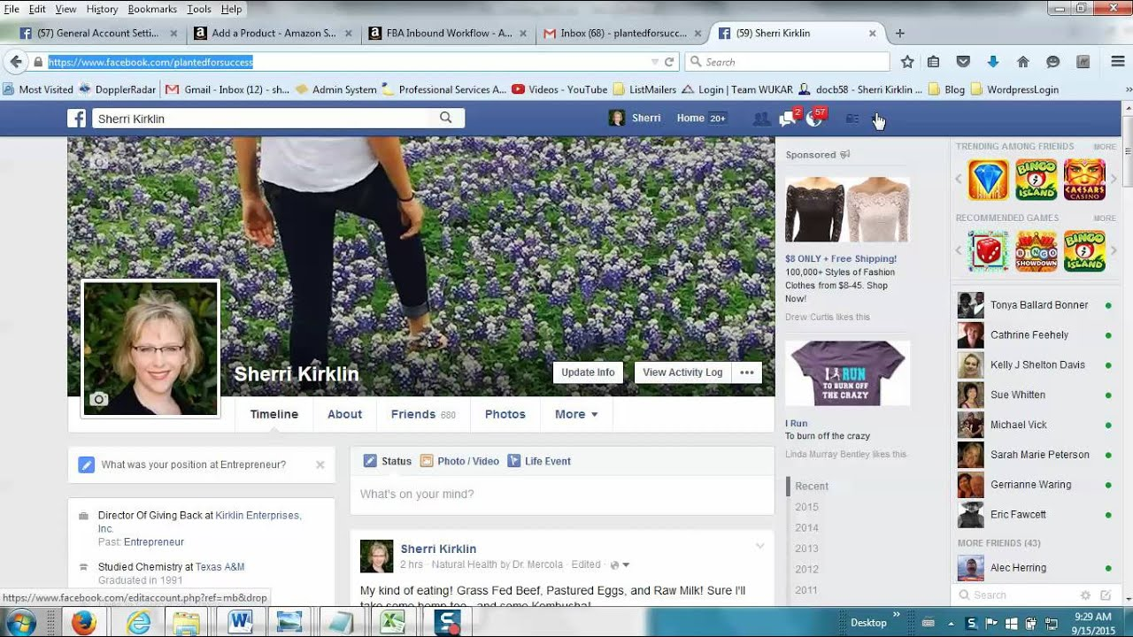 facebook white screen how to prevent the facebook white screen of death youtube. Black Bedroom Furniture Sets. Home Design Ideas
