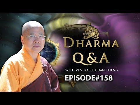 [English] Dharma Q&A Episode 158