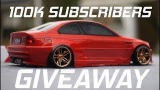 GIVEAWAY BMW E46 Sakura D4 RWD | 100K Subscribers