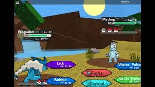 let's play roblox pokemon brick bronze part 6