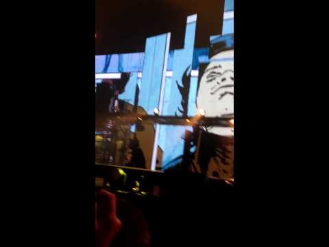 a part of Teenage Dirtbag by 1D in Zurich
