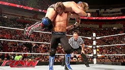 AJ Styles vs. Chris Jericho: Raw, 25. Januar 2016