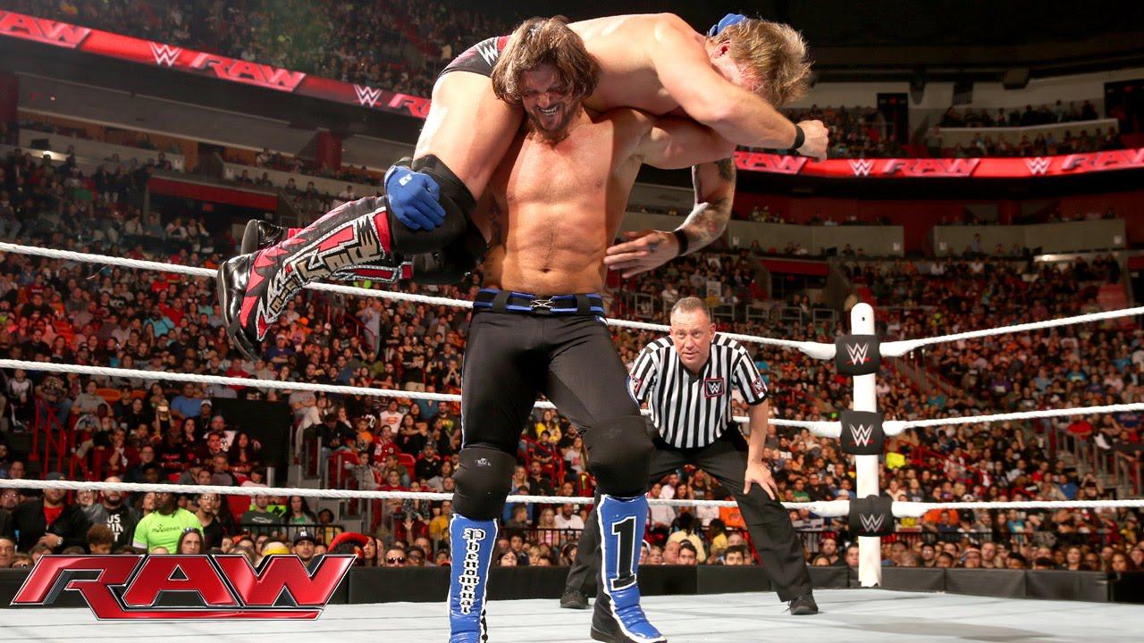 Download AJ Styles vs. Chris Jericho: Raw, 25. Januar 2016