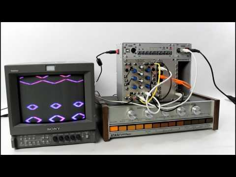Atari Video Music Switched On Mod Vs Make Noise Maths