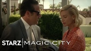 Magic City | Magic City Season 2 Premiere Trailer | STARZ