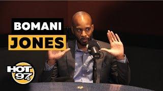 ESPN's Bomani Jones On Paying College Athletes, Zion Williamson & Converting Racists
