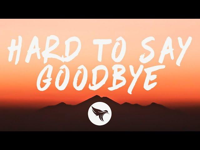 Ekali & Illenium - Hard To Say Goodbye (Lyrics) feat. Chloe Angelides