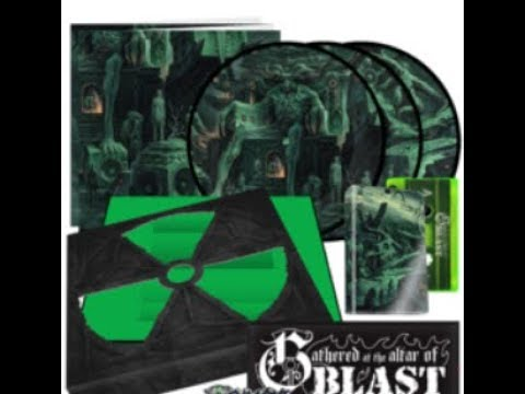 """Gathered At The Altar Of Blast"" box set unreleased songs from COC,Possessed, Exodus and more..!"