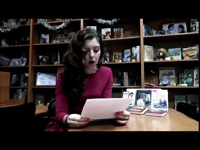 Изображение предпросмотра прочтения – ДарьяЧекмарева читает произведение «Маленький мальчик стоял у витрины» О.Май