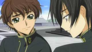 Code Geass - LelouchxSuzaku - Can You Feel the Love Tonight?
