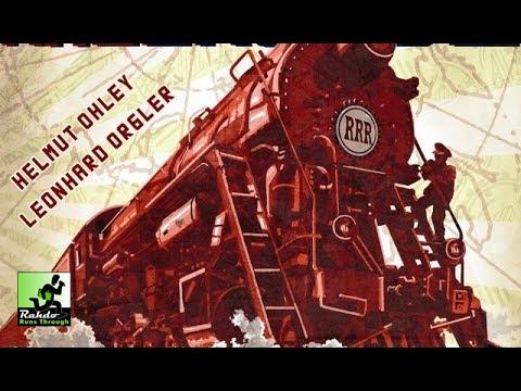Russian Railroads Gameplay Runthrough