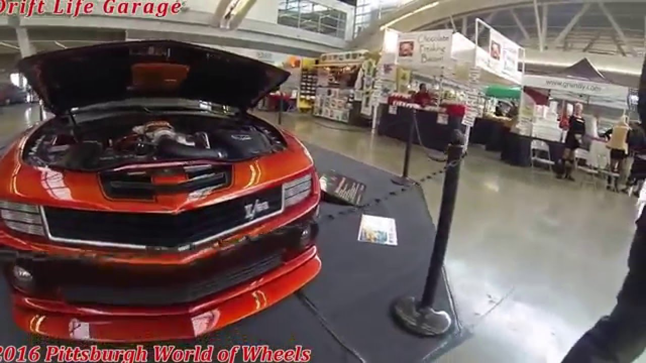 Pittsburgh World Of Wheels YouTube - Pittsburgh custom car show