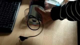 Кофемолка Vitek VT-1540 SR: распаковка и обзор