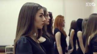 Видео дневник конкурса красоты