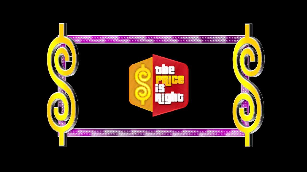 The Price is Right - Season 42 Light Border - YouTube