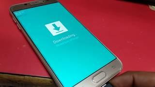 J730f!! Samsung J7 Pro!!  Coustom Binary Blocked by!!  Frp solution!!