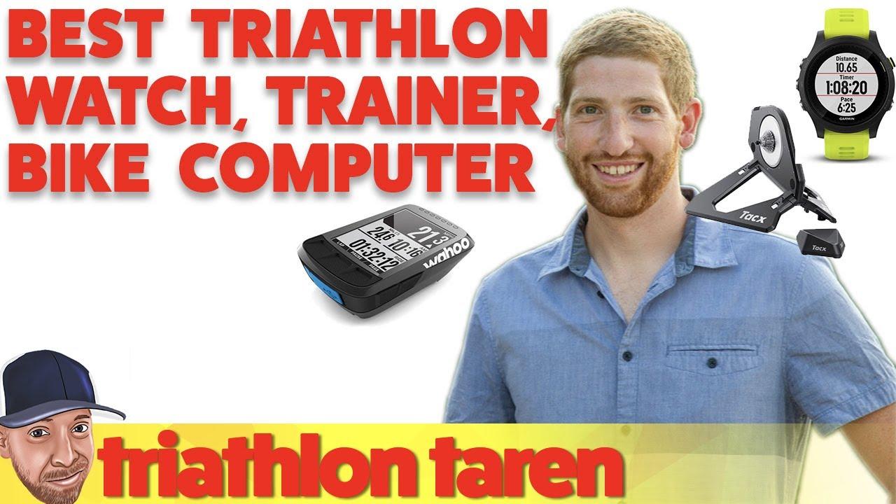 Best Triathlon Watch Indoor Trainer And Bike Computer With Dc