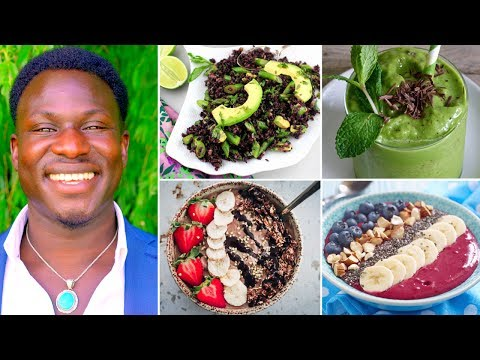 What I Ate Today #1 VEGAN!!!