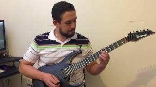 .Strandberg guitar competition 2017 entry / Adonis Lajara