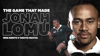 The Game That Made Jonah Lomu